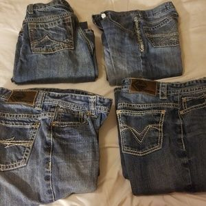 rock and roll denim